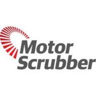 motor scrubber